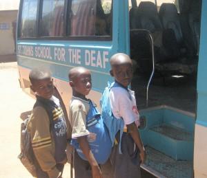 Døveskole Gambia 1